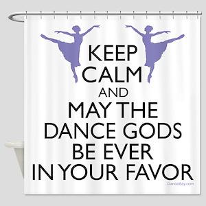 The Dance Gods Shower Curtain