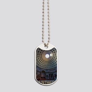 Rome - The Pantheon Dog Tags