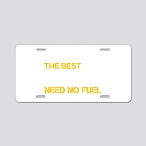 Electric cars Aluminum License Plate