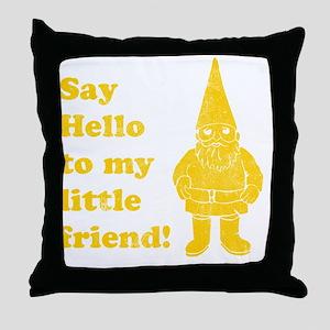 littlefriend Throw Pillow