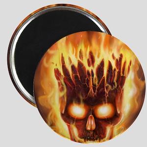skull bonies head explodes det port Magnet