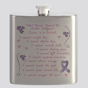 cancer cannot Flask