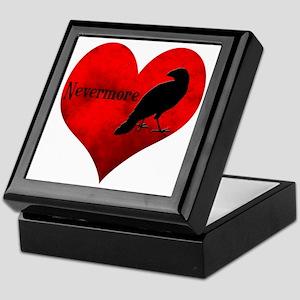 HEART_Crow Keepsake Box