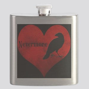 Nevermore_Coaster Flask