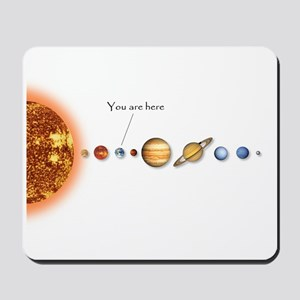 Galactic Mousepad