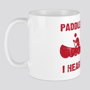 PaddleFaster_red Mug
