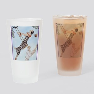 IPAD 3 MARCH BARBIER LOVE Drinking Glass
