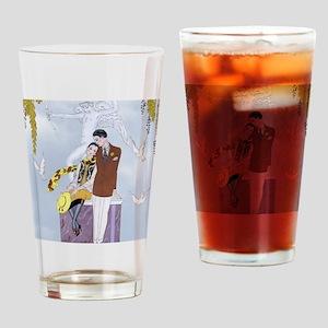 IPAD 9 SEPT  BARBIER LOVE Drinking Glass