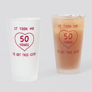 Cute50 Drinking Glass
