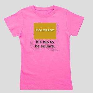 Colorado Girl's Tee