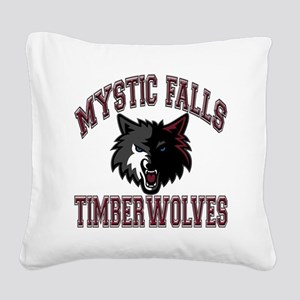 MYS TIM Square Canvas Pillow