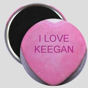 HEART KEEGAN Magnet