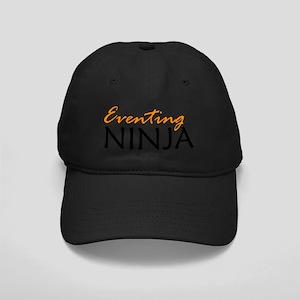 Ninja Black Cap
