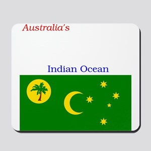 2000px-Flag_of_the_Cocos_%28Keeling%29_I Mousepad