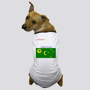 2000px-Flag_of_the_Cocos_%28Keeling%29 Dog T-Shirt
