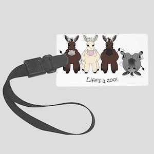 Donkeyslight Large Luggage Tag
