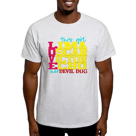 l.o.v.edevildog Light T-Shirt