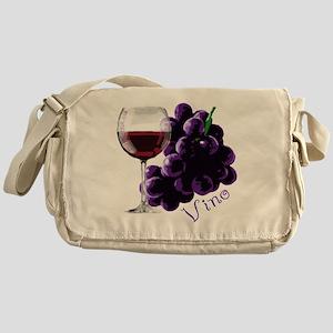 vino_10by10 Messenger Bag