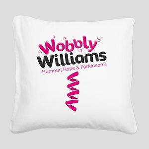 ww colour Square Canvas Pillow