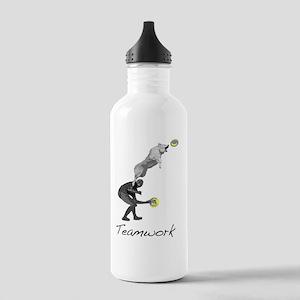 teamwork Stainless Water Bottle 1.0L