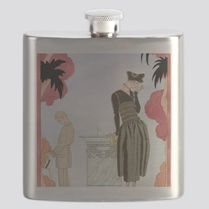 IPAD 7 JULY BARBIER CADRAN SOLAIRE Flask