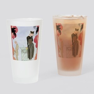 IPAD 7 JULY BARBIER CADRAN SOLAIRE Drinking Glass