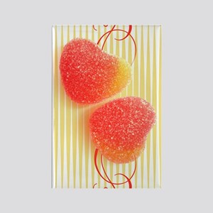 CANDY_HEART_VALENTINE_54_IPHONE_C Rectangle Magnet