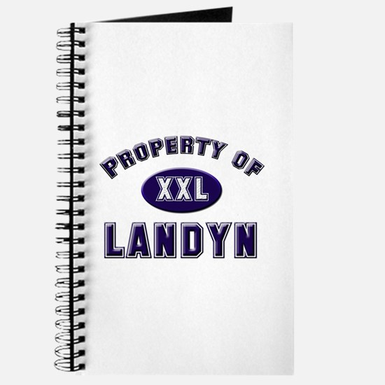 Property of landyn Journal
