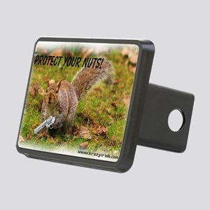 Protect Your Nuts 4000-400 Rectangular Hitch Cover