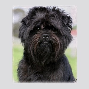 Affenpinscher 9Y516D-049 Throw Blanket