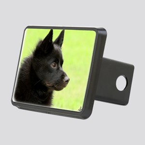 Schipperke 9Y506D-026 Rectangular Hitch Cover