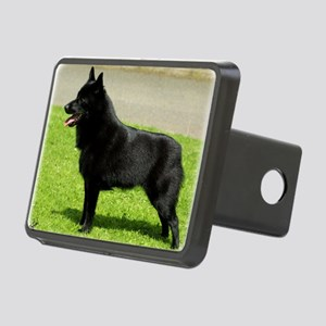 Schipperke 9W021D-022 Rectangular Hitch Cover