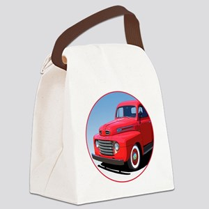 1948-50 F-1-C10trans Canvas Lunch Bag