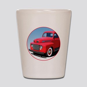 1948-50 F-1-C10trans Shot Glass