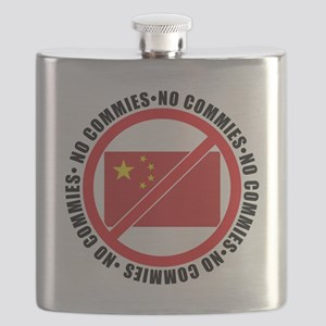 slash commies Flask