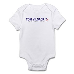 Tom Vilsack for president Infant Bodysuit