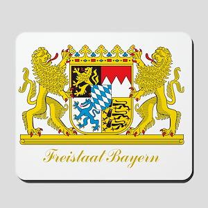 Bavaria COA Mousepad