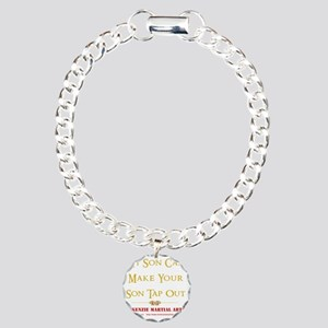 m_cmystoMMAb_son Charm Bracelet, One Charm