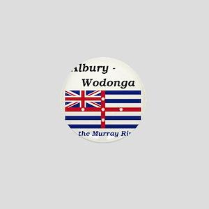 Albury-Wodonga Mini Button