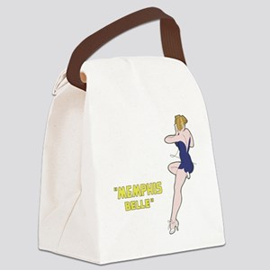 miss_belle Canvas Lunch Bag