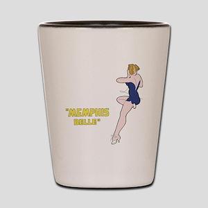 miss_belle Shot Glass
