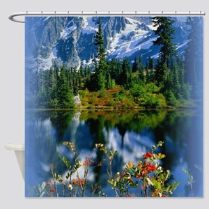 blanket43v Shower Curtain