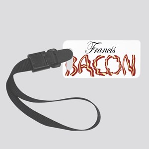 Francis Bacon Small Luggage Tag