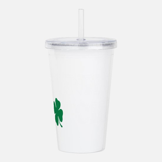 Drink Up Bitches St. P Acrylic Double-wall Tumbler