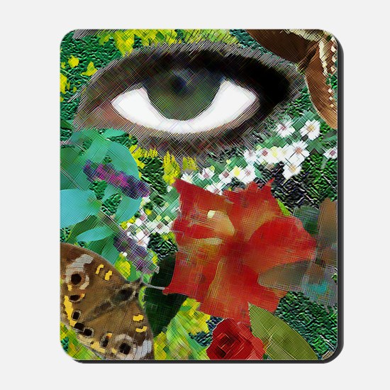 GARDEN-OF-MY-MIND Mousepad