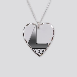 Lexcorp Necklace Heart Charm