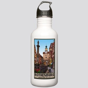 Rothenburg od Tauber - Stainless Water Bottle 1.0L
