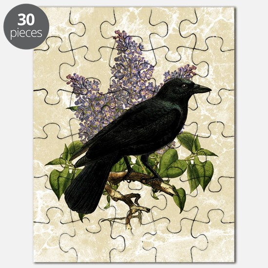 lilac-and-crow_13-5x18 Puzzle