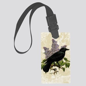 lilac-and-crow_13-5x18 Large Luggage Tag