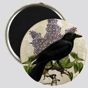 lilac-and-crow_13-5x18 Magnet